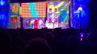 "Sesame Street Live! ""Dancing is Easy"""