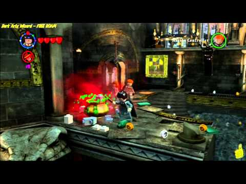 Lego Harry Potter Years 1 4 Obtain Dark Arts Wizard For Free Play