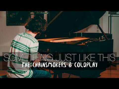 """""""Something Just Like This"""" - The Chainsmokers & Coldplay (Piano Cover) - Costantino Carrara"""