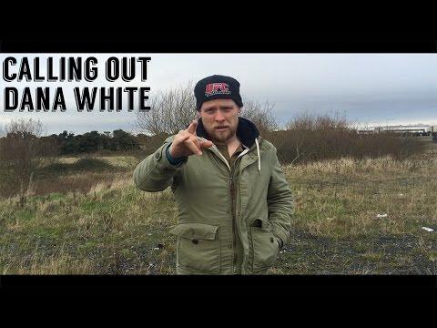 Irish Fighter Calls Out Dana White.