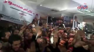 أخبار اليوم | اكتساح عبد المحسن سلامة بـ ٢١٥٠ صوت مقابل ١٥٠٠ ليحي قلاش