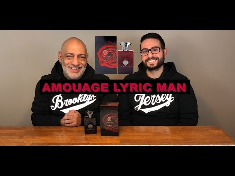 Amouage Lyric Man REVIEW with Redolessence + GIVEAWAY (CLOSED)