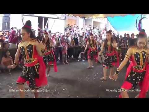 Babak 3 - Jathilan Purbo Manunggal Sejati - 25 Desember 2017 FULL