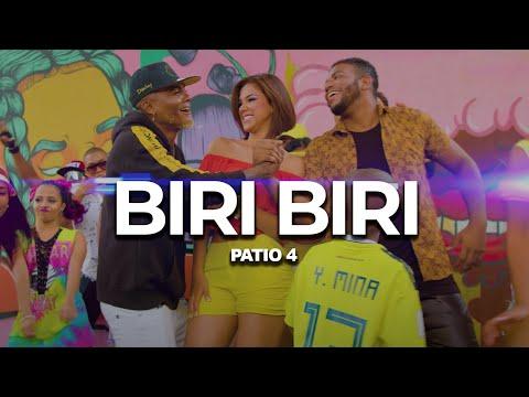 Biri Biri - Patio 4 (YERRI MINA) SalsaChoke VIDEO OFICIAL 4K
