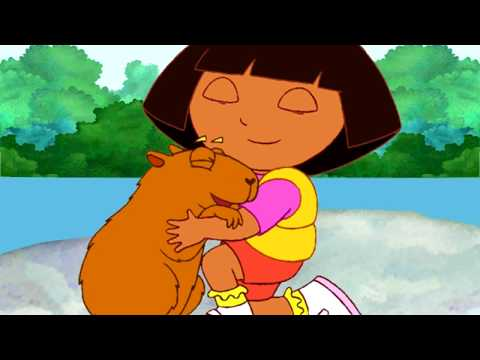 Dora The Explorer: Animal Adventures (with Boots And Diego!)