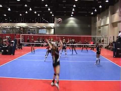 Volleyball Jump Float Serve Techniques
