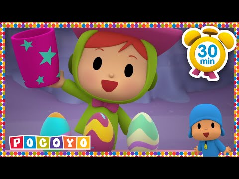 Pocoyo's Easter Picnic | NEW EASTER EPISODE HD