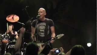 """ACCEPT (Live Concert """"Stalingrad"""", Russia, Ekaterinburg, 25.04.2012) (Part1)"""