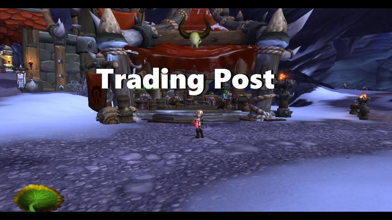 Garrison guide trading post level 3 perks secret factions and garrison guide trading post level 3 perks secret factions and rewards wow wod malvernweather Image collections