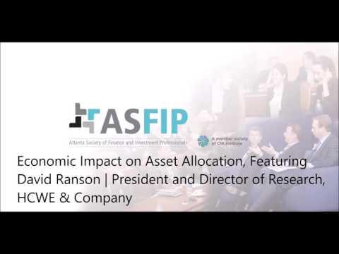 Virtual Series | Economic Impact on Asset Allocation
