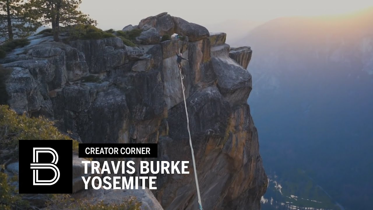 Behind the Handle - Highlining Yosemite with Travis Burke