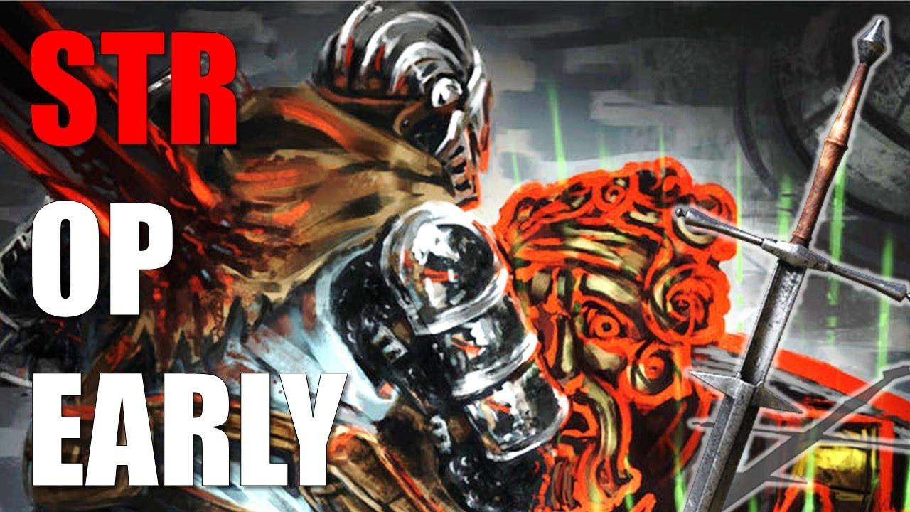 Dark Souls 3 : Overpowered