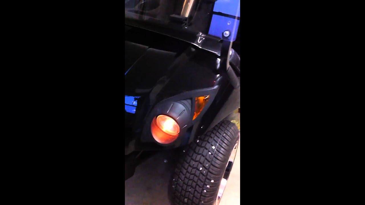 Golf Cart Starting Problem 1 Youtube Ezgo Light Wiring Diagram
