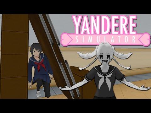HIDING FROM FUN GIRL, MORSE CODE BUDO & BUGGY OSANA!   Yandere Simulator Myths