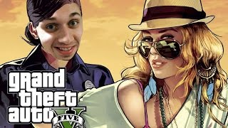 "Speed Dating!! ""GTA V Funny Moments"""