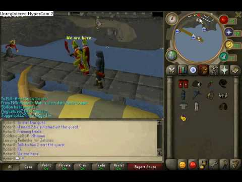 How To Get Jester On Runescape Youtube