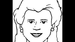 Como Caricaturizar la Cara de una Persona - Caricatura - Hogar Tv  por Juan Gonzalo Angel