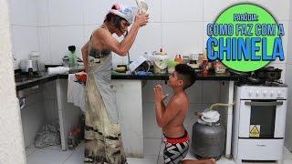 COMO FAZ COM A CHINELA | Paródia: Como Faz Com Ela - Marilia Mendonça