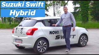 Najlakši, pravi vozački hibrid! - Suzuki Swift Hybrid - testirao Branimir Tomurad