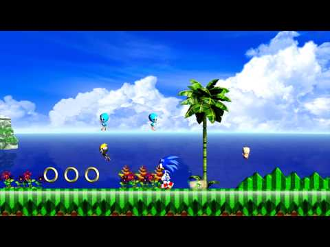 Sonic the Hedgehog 4 - Super Sonic Ending