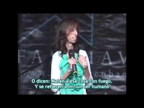 Lizzie Velasquez Discurso Motivacional Mulher Mais Magra Do Mundo