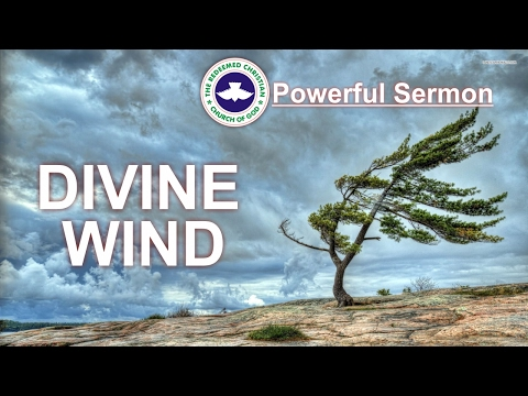 Powerful Sermon_ DIVINE WIND