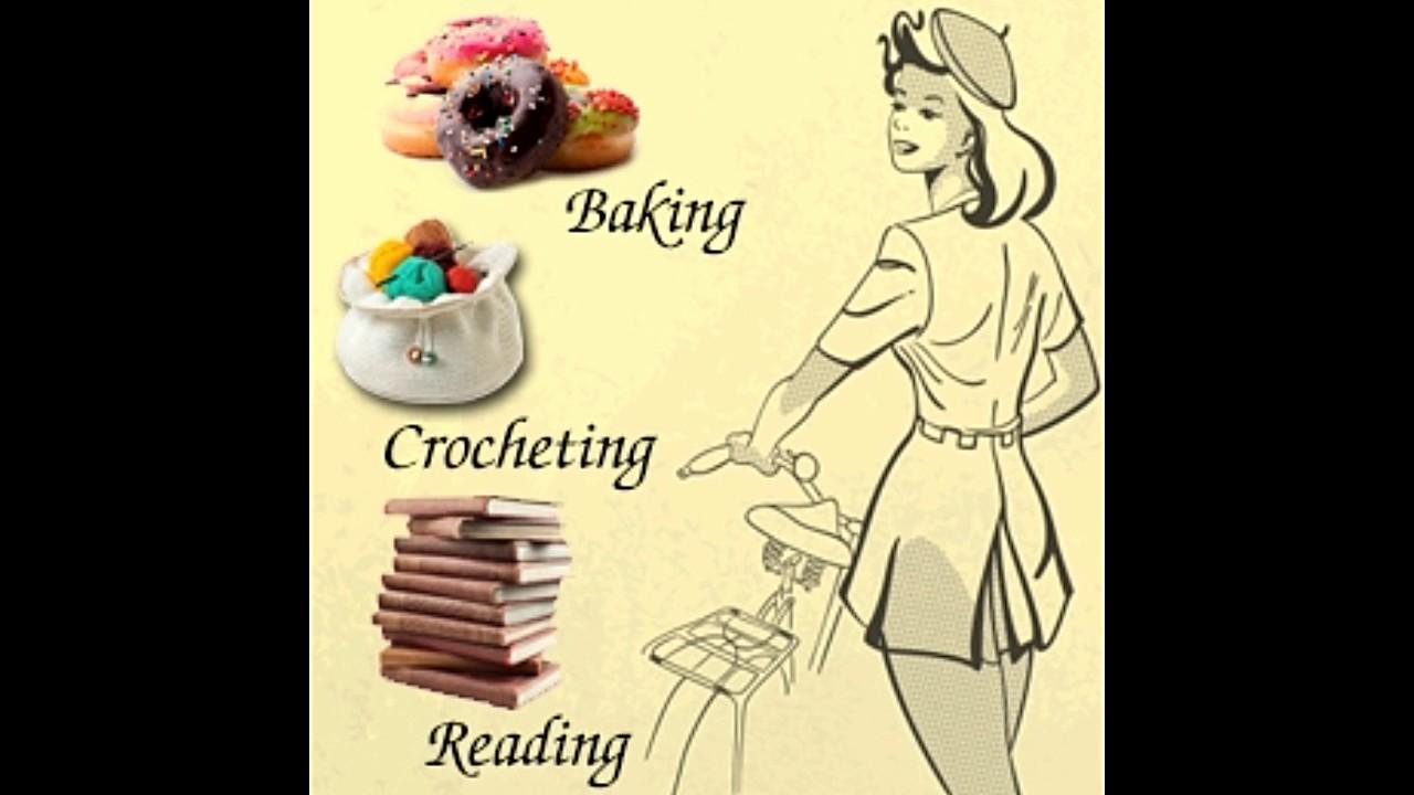 Popular hobbies for women