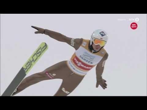 Kamil Stoch - 114,5 m - Dangerous Jump - Holmenkollen 2017