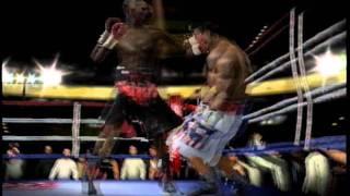 Fight Night Round 2 Footage