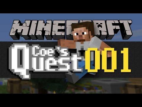 Coe's Quest E001 thru E200 (Minecraft)