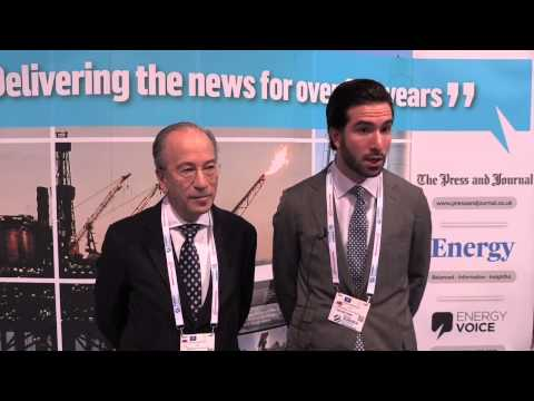 UOG talks to Energy Voice at SUBSEA EXPO 2014