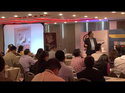 Conferencia de Mario Morales sobre Estrategia de Innovación