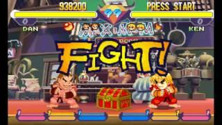 Pocket Fighter  Dan