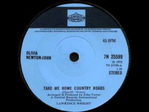Olivia Newton John - Take Me Home Country Roads (7