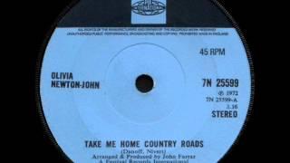 Olivia Newton John - Take Me Home Country Roads (7 Vinyl)