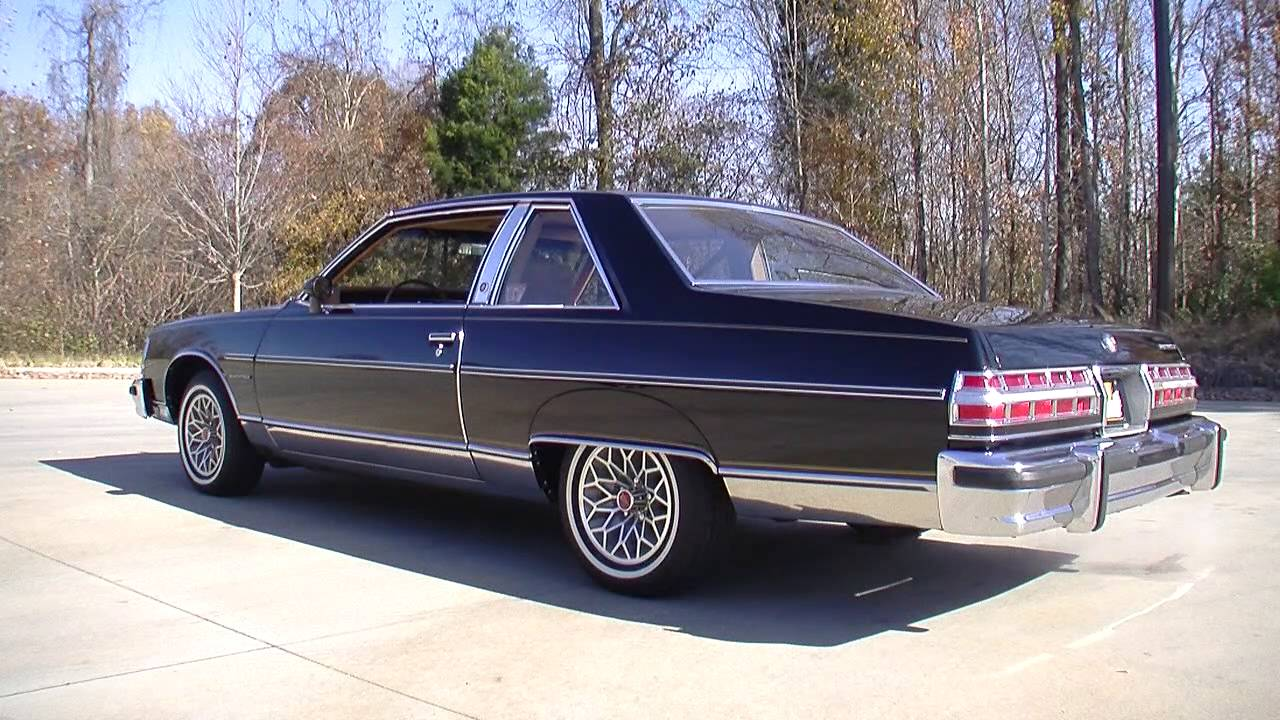 134954 1979 Pontiac Bonneville Youtube