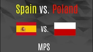 ROBLOX MPS - SPAIN VS. POLAND