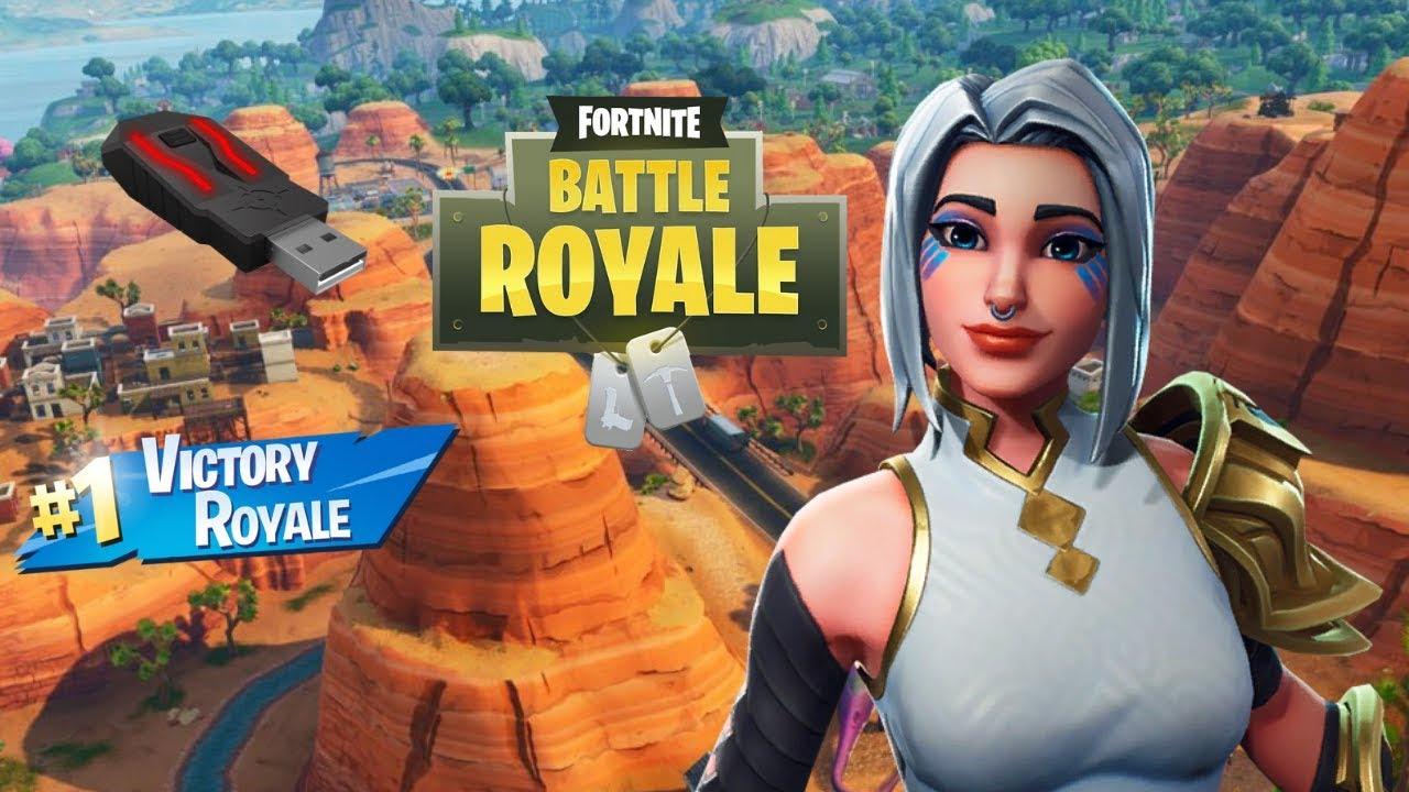 Should I Switch To M&K On Pc (I7 9700K, Rtx 2070), Xim Apex Gameplay     Fortnite Battle Royale