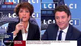 L'interview politique du lundi 28 octobre 2019 : Benjamin Griveaux