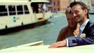 Свадьба в Венеции {Wedding in Venice highlights} | клип