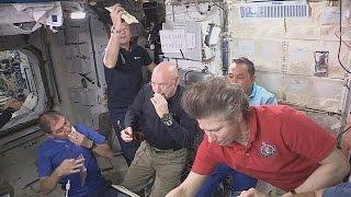 شاهد.. تغير فى وجبات الطعام المقدمة لرواد الفضاء