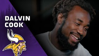 Minnesota Vikings RB Dalvin Cook Sits Down With Erin Andrews | FOX Pregame Feature