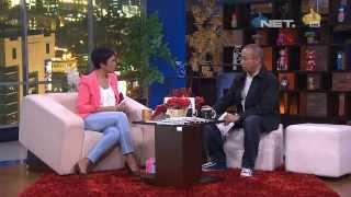 Sarah Sechan - Irlamsyah Syam dan Erikar Lebang - Cancer Survivor & Praktisi Pola Hidup Sehat