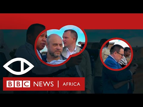 Russia's Madagascar Election Gamble - Full documentary - BBC Africa Eye