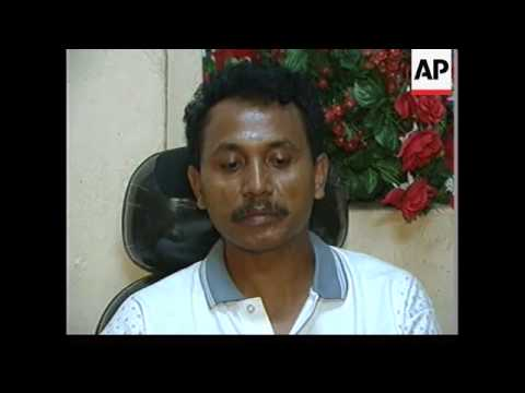 INDONESIA: EAST TIMOR: NEWSPAPER ON SALE AGAIN
