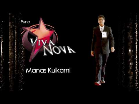 Manas Kulkarni - Viva 8 Viva Nova Boy 1st Runner Up from Pune