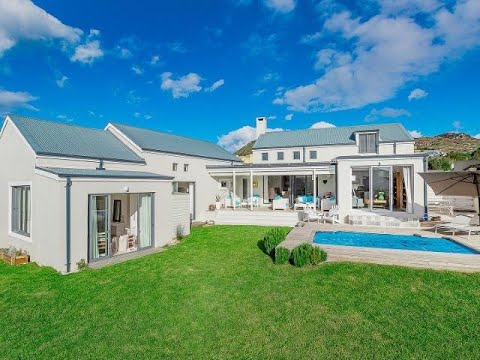 4 Bedroom House For Sale In Stonehaven Estate, Fish Hoek, Western Cape, South Africa For ZAR 6,49...