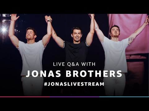 Happiness Continues Premieres at MIDNIGHT ET Tonight! #JONASLIVESTREAM