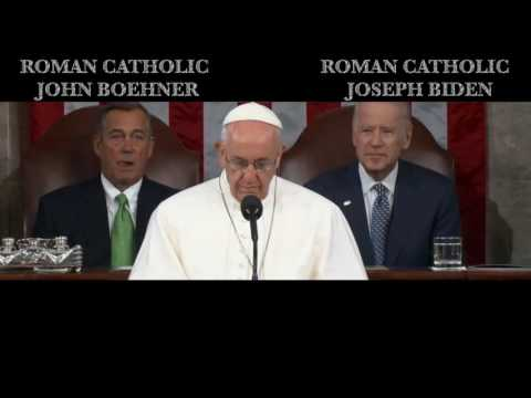 Protest Vatican Agenda for Global Government - June 2016 - The Bottomless Pit of Antichrist