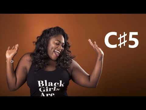 [HD] Danielle Brooks Vocal Range (C♯3 - B6) Mp3